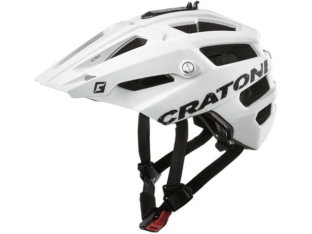 Cratoni AllTrack MTB Helm white